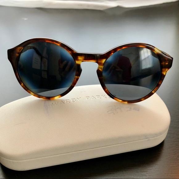 0a746f4f9e Warby Parker Quimby Tortoise Shell sunglasses. M 5a9b1f842ae12f567e6e861f